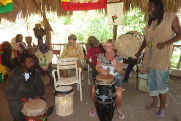 Rastafari Indigenous Village Tour from Montego Bay