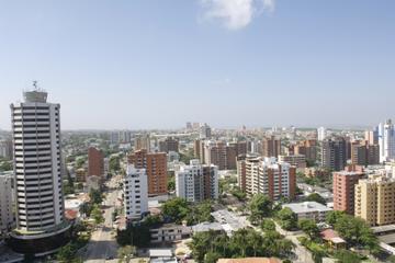One-Way Transfer to Barranquilla from Santa Marta