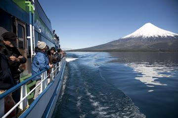 Puerto Varas to Bariloche Andean Lakes Crossing with Optional Return