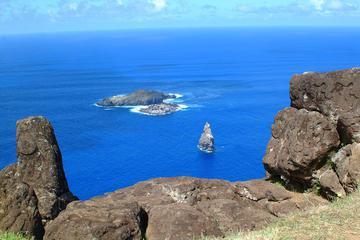 Shore Excursion: Easter Island Half-Day Tour to Tahai Orongo and Rano Kau