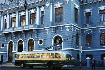 Valparaiso City Tour Including Funiculars and Trolley Bus Rides