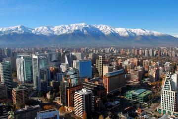 Santiago Super Saver: 2-Day City Sightseeing and Concha y Toro Winery Tour