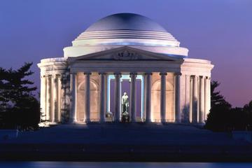 Washington DC Guided Night Tour