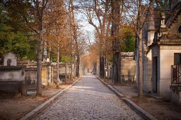 Paris Père Lachaise Cemetery Private Walking Tour