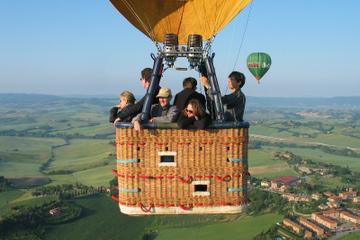 Hot Air Balloon Ride from Rome through Lazio