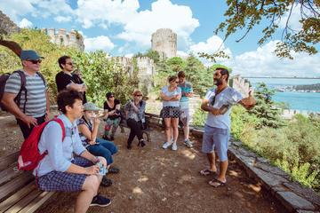 Bosphorus Cruise with Stops at Rumeli Fortreess and Asian Side Half-Day Morning Cruise Tour