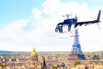 Versailles Helicopter Tour from Paris Including Eiffel Tower Fly Over