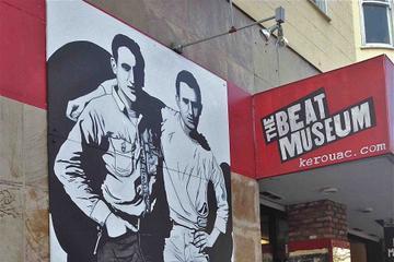 North Beach Underground Tour with Beat Museum Admission