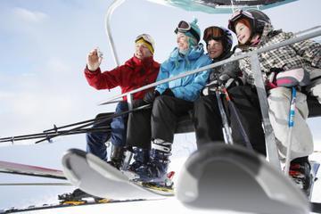 Phoenix Park Ski Resort Day Trip from Seoul