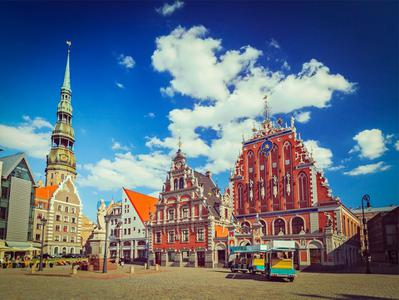Riga Old Town Private Walking Excursion