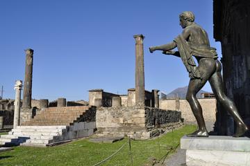 Pompeii Trip by Train from Sorrento