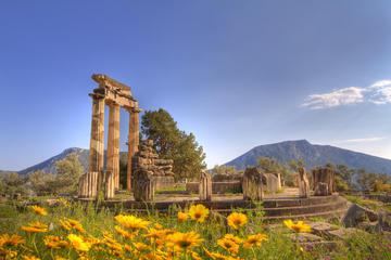 Self Guided Delphi Day Trip from Athens