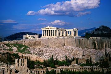 Athens Half Day Sightseeing-Self Guided Tour