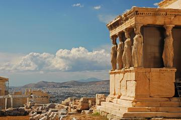 Shore Excursion: Athens Half Day Self Guided Sightseeing Tour