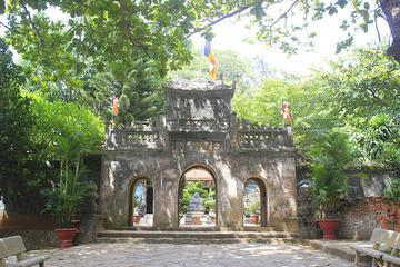 My Son Sanctuary and Marble Mountain Day Trip from Da Nang