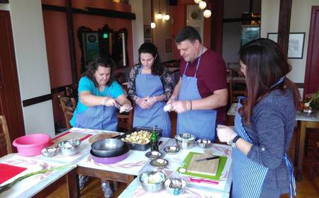 Athens: 3-hour Cooking Lesson and 1-hour Market Tour