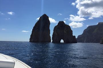 Private Tour: Capri Day Cruise from Sorrento