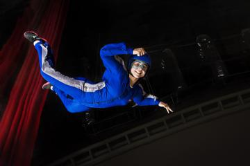 First-Time Indoor Skydiving Experience in Dubai