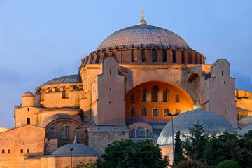 Morning Istanbul: Half-Day Tour with Blue Mosque, Hagia Sophia, Hippodrome and Grand Bazaar