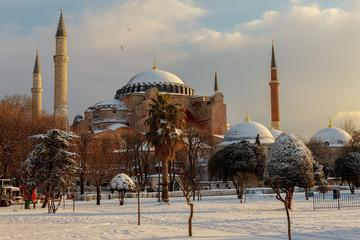 Private Half Day Shore Excursion: Hagia Sophia, Hippodrome, Blue Mosque and Grand Bazaar From Istanbul
