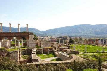 Full-Day Private Shore Excursion: Ephesus and Turkish Cooking Experience From Kusadasi