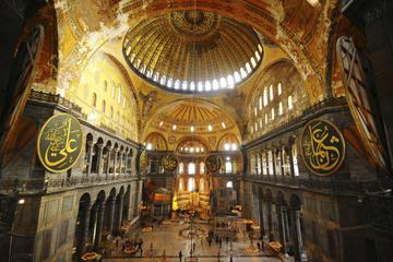 Private Tour: Ottoman Istanbul Full-Day Tour with Optional After-Hours Visit to Hagia Sophia