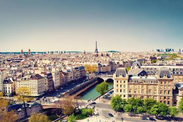 Paris Day Trip from Disneyland Paris Including Hop-On Hop-Off City Tour