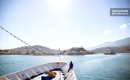 Aegina, Poros & Hydra 3-Island Day Cruise from Athens