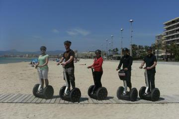 Palma de Mallorca Segway Tour Including Palma Cathedral and Portixol