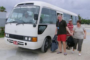 Grand Cayman Private Customized Bus Tour