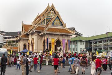 Chinatown Bike Tour in Bangkok
