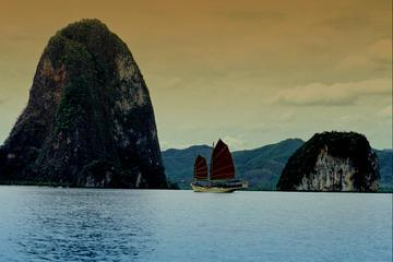 Sunset Dinner Cruise: Phang Nga Bay by Chinese Junk Boat