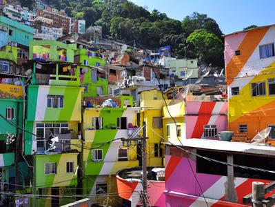 Corcovado Statue of Christ and Favelas - Small Group Tour