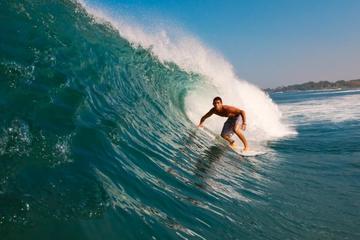 Private Surf Lesson in La Libertad from San Salvador