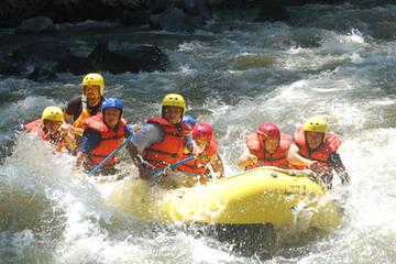 Private Tour: Guajoyo River-Rafting Adventure from San Salvador