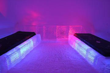 Overnight Lapland Experience at the Snow Village Snow Hotel from Levi