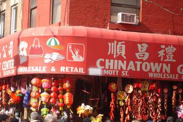Chinatown Food Tour and Historic Downtown Walking Tour