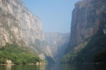 Viewpoints and Cruise to Sumidero Canyon from Tuxtla Gutiérrez