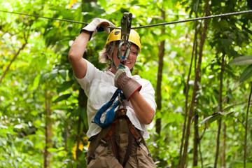 Chiapas Canopy Zipline Tour