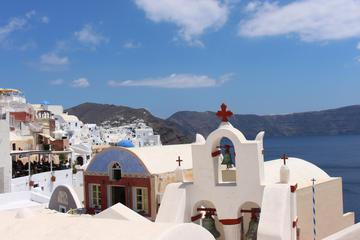 Caldera and Oia Sunset Full Day Trip from Santorini