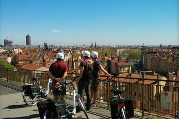 Lyon Electric Bike Tour with Food Tasting