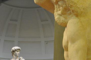 From David to David: Piazza Signoria to Accademia Gallery Guided Tour