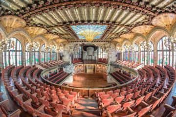 Skip the Line: Barcelona Palau de la Música Catalana Tour