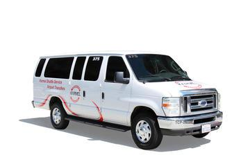 Shared Airport Departure Transfer Long Beach and San Pedro Cruise Terminals to John Wayne Airport