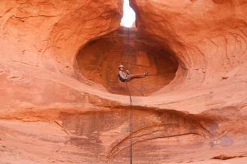 Moab Canyoneering Adventure