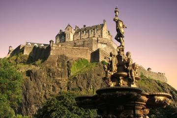 Edinburgh Shore Excursion: City Highlights Tour