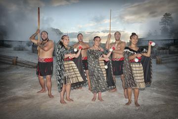 Whakarewarewa, The Living Maori Village Guided Tour with Optional Hangi Meal