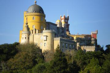 Best of Sintra and Cascais Full Day Small Group Tour