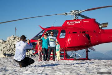 Whistler Alpine Picnic Helicopter Tour