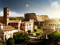 Skip the Line - Rome in One Day with Colosseum Pantheon and Trevi Fountain